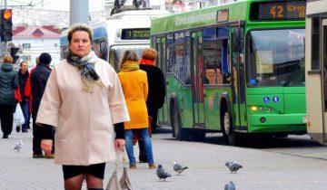 В работу общественного транспорта на Радуницу внесли изменения. Фото Светланы Васильевой