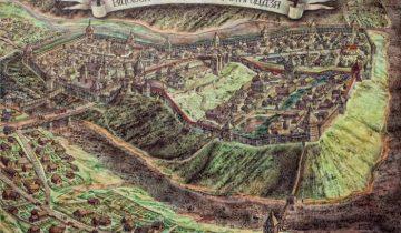 1.Витебск середины 17 века