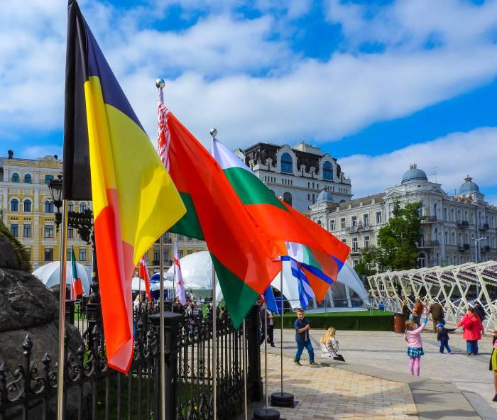 Киев Евровидение