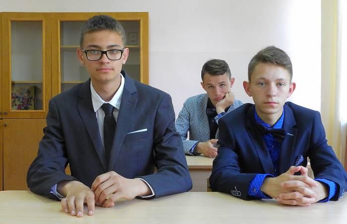 старшеклассники