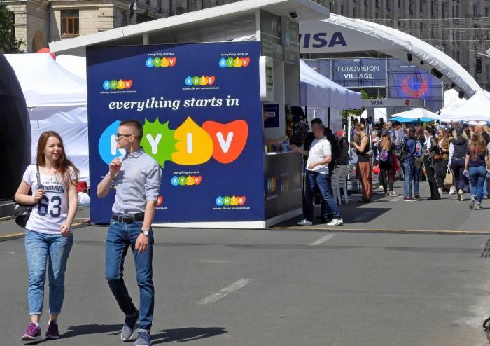 Евровидение Киев