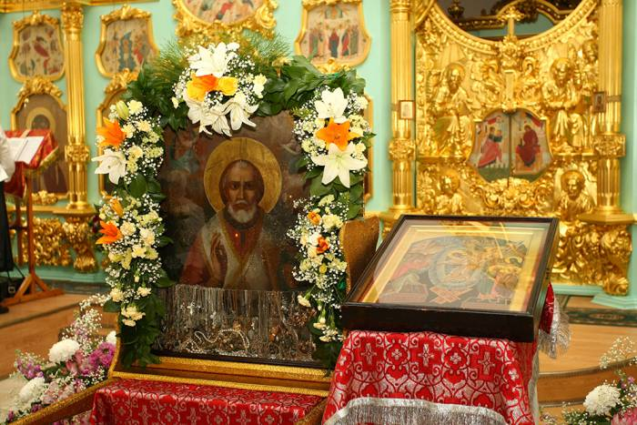 Николай Чудотворец - один из самых известных православных святых. Фото nadym.cerkov.ru