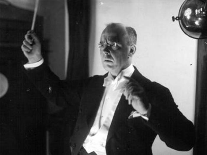 Николай Малько - первый директор консерватории. Фото intoclassics.net