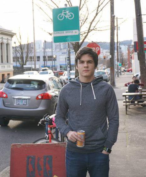 Алексей с октября живет в Америке. Фото предоставлено героем материала