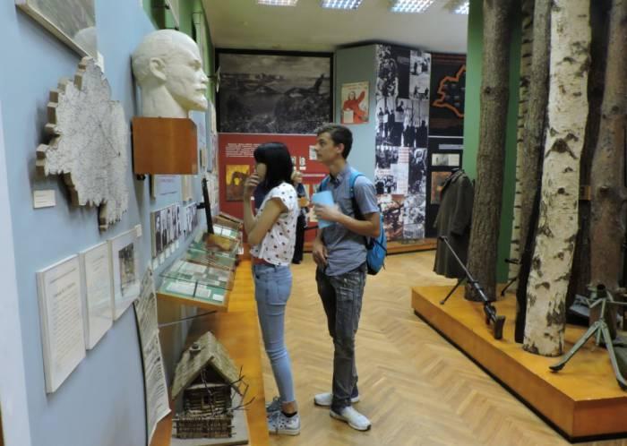 музей шмырева, ночь музеев