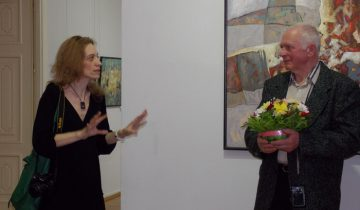 Витебск, Алексеева, Левкович, живопись, выставка