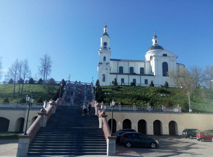 витебск, собор, успенский