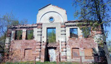 синагога, любавичская, революционная
