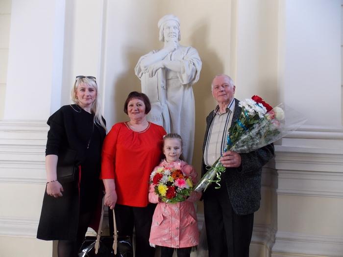 Левкович, Витебск, семья, музей
