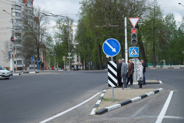 перекресток Черняховского