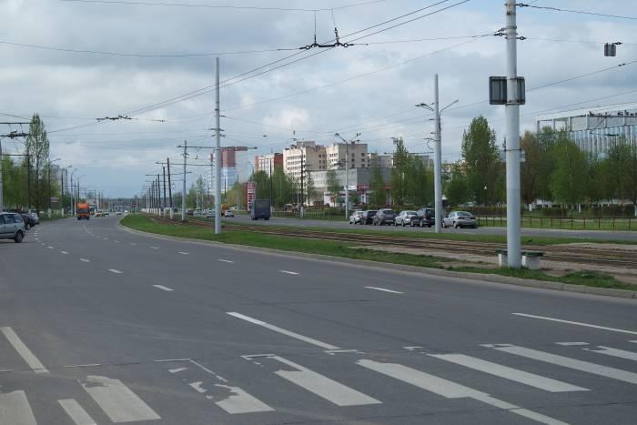улица Петруся Бровки