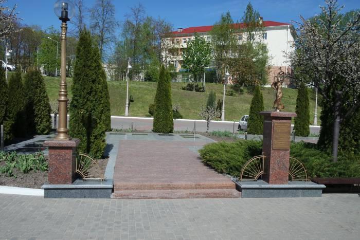 Площадь Звезд. Фото Владимир Борков