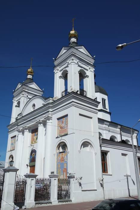 Свято-Покровский собор Витебска. Фото: Владимира Радюк