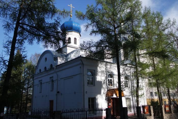 Успенская церковь Витебска. Фото: Владимир Радюк
