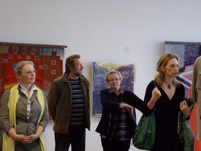 Баранковская, Фалей, Тарабуко, Алексеева, Витебск, выставка, ВГТУ