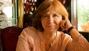 Светлана Алексиевич. Фото kp.by