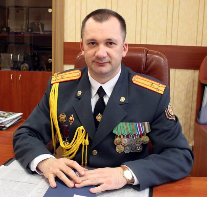 Иван Кубраков. Фото guvd.gov.by