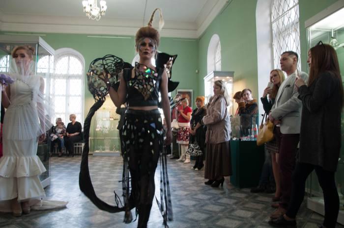 Дефиле причесок и костюмов «Знаки Зодиака». Фото Анастасии Вереск