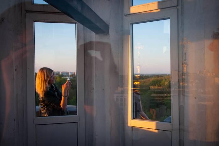Солнечный ракурс. Фото Анастасии Вереск