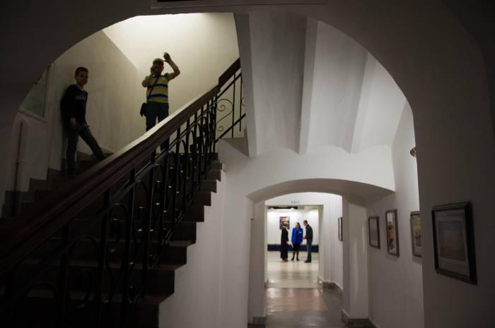 Ратуша рада любым гостям. Фото Анастасии Вереск