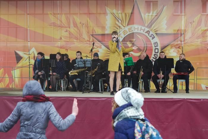 Концерт под открытым небом. Фото Анастасии Вереск