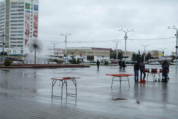 Когда погодка шепчет. Фото Анастасии Вереск