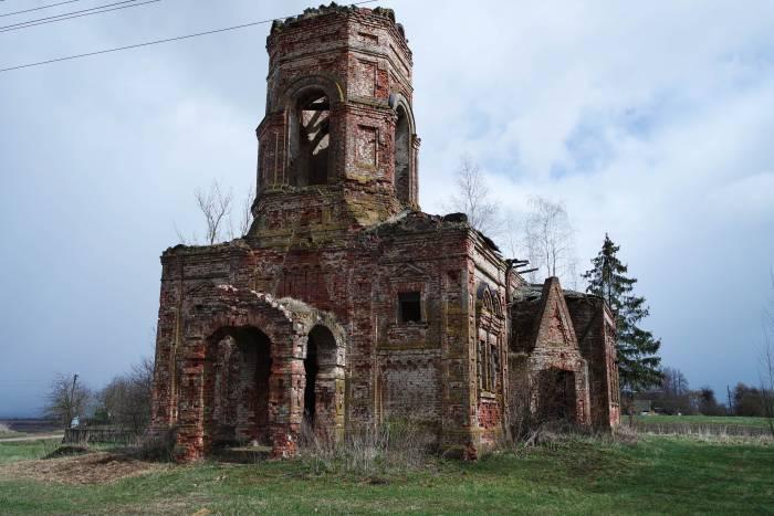 Ильинская церковь. Фото Анастасии Вереск