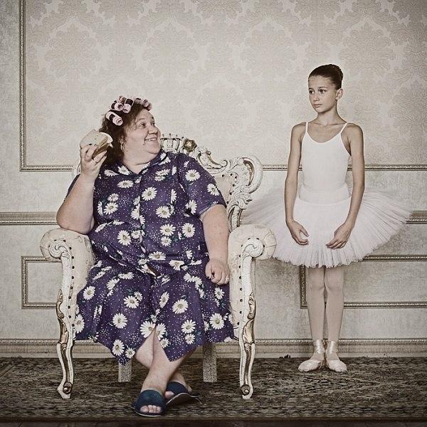 Из фотопроекта Анны Радченко «Оборотная сторона материнской любви». Источник: pravmir.ru