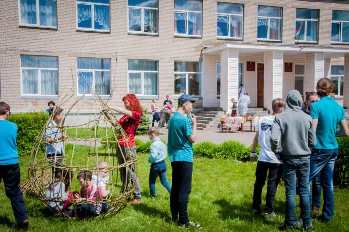 Великолетчанский детский дом. Фото Анастасии Вереск