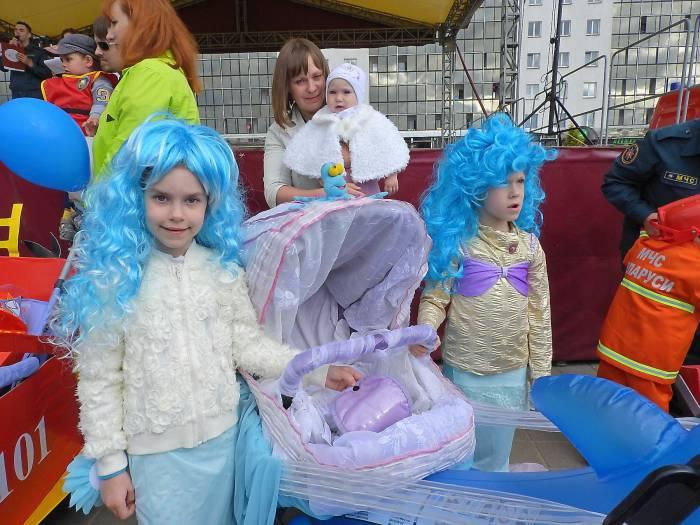 МЧС детский праздник