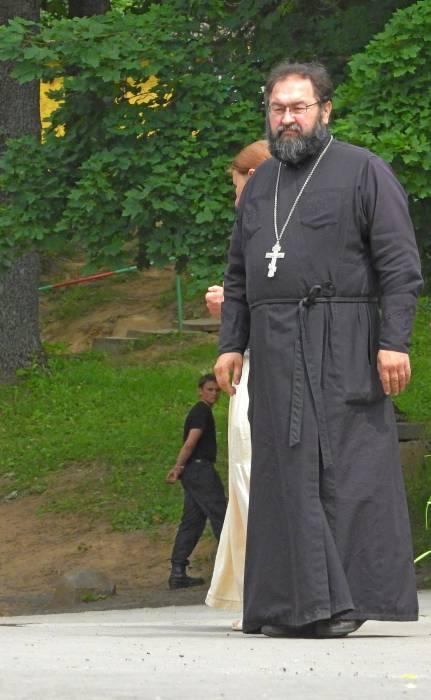 Отец Олег. Фото Светланы Васильевой