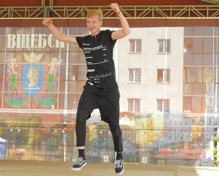 Коллектив «Free Dance». Фото Светланы Васильевой
