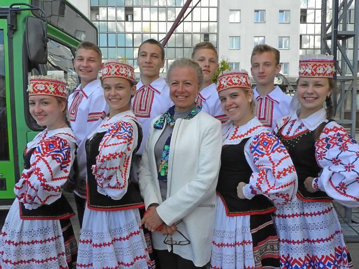белорусский танцевальный коллектив