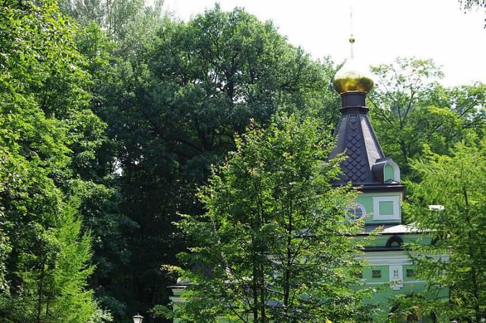 Часовня Ксении Петербургской. Фото ru.wikipedia.org