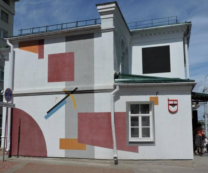 Каким увидел Витебск знаменитый режиссер Сергей Эйзенштейн. «Этот город особенно странный».