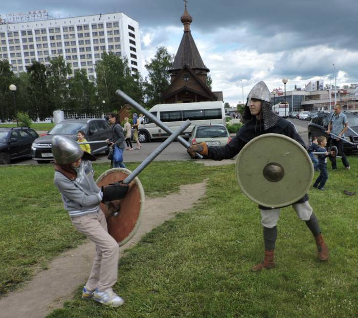 витебск, день города, лагерь, варгенторн