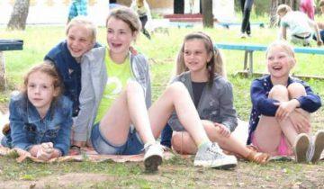 дети, лето, лагерь, оздоровление