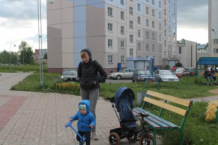 «Догоняй меня, мама!». Фото Дарьи Максименко