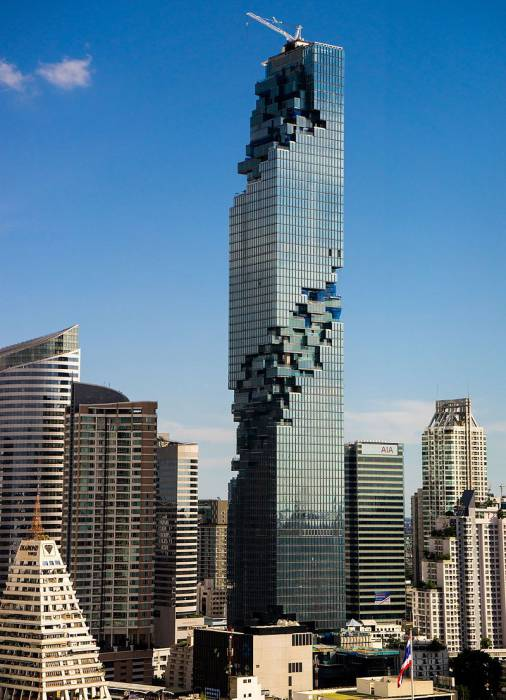 Самое высокое здание Бангкока. Фото ru.wikipedia.org