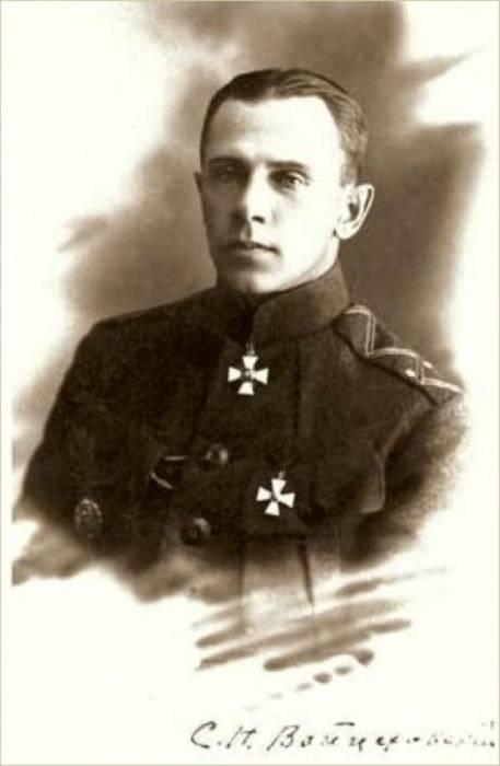 Сергей Войцеховский. 1920 год. Фото wikipedia.org