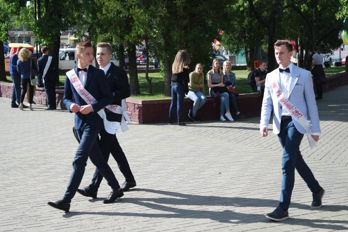 выпускники Новополоцк