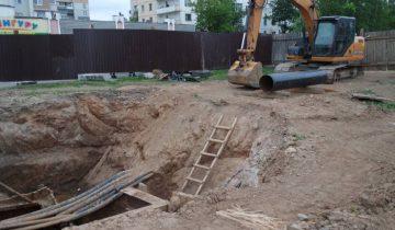 строительство строителей дорога