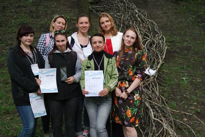 Команда победителей. Фото Владимир Борков