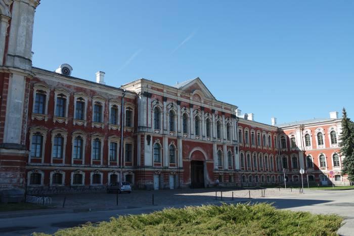 Елгавский (Митавский) дворец, теперь в нем находится Латвийский сельскохозяйственный университет. Фото Анастасии Вереск