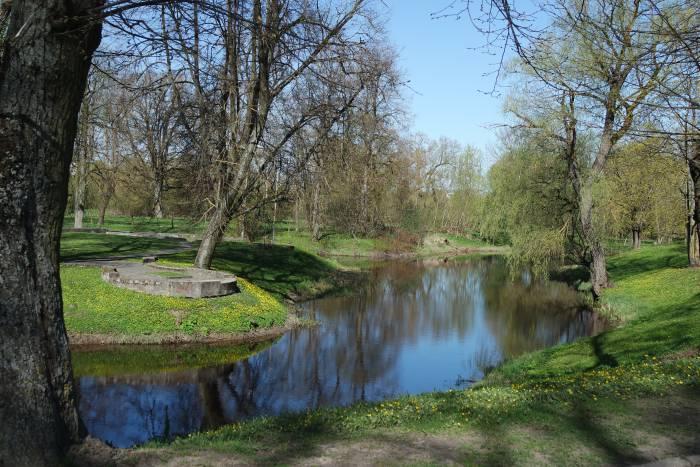 Дворцовый парк. Фото Анастасии Вереск