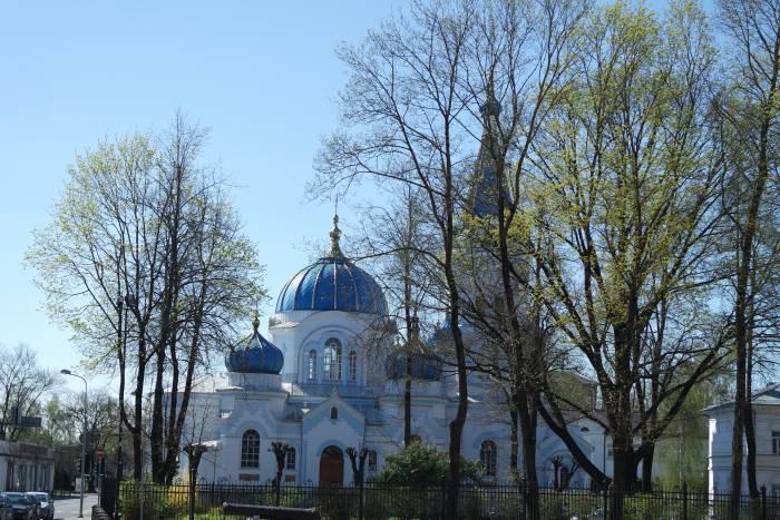 Православный кафедральный собор Св. Симеона и Св. Анны. Фото Анастасии Вереск