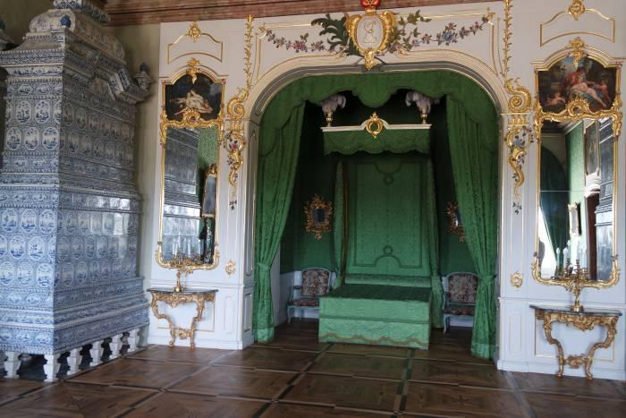 Парадная спальня. Фото Анастасии Вереск