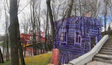 'Синий дом'