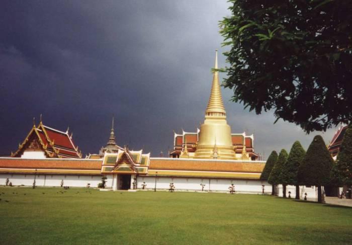 Храм Изумрудного Будды в Бангкоке. Фото ru.wikipedia.org