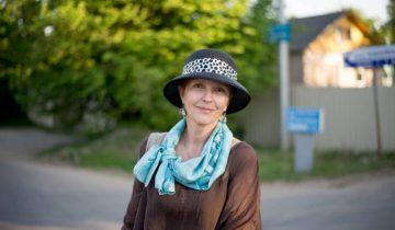 Марына Адамовіч. Фото з Фэйсбука